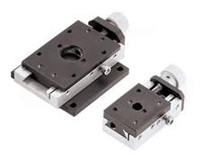 X-Axis Leadscrew Drive Metric Stages