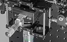 机器件和光-机设置装备摆设