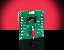 Tuning/Signal Monitoring Breakout Board for 6215H, #88-156