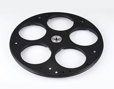 5-position Holder for 50mm Diameter Filters, #59-783