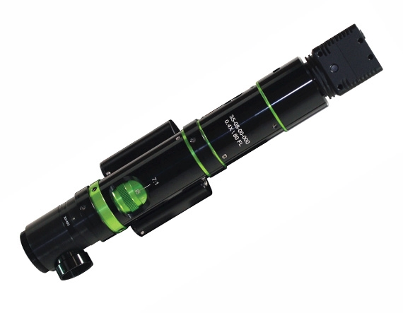Modular Zoom Lenses