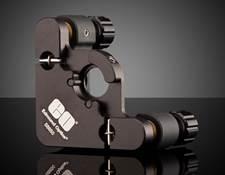 12.5/12.7mm Diameter Kinematic Mount, 2-Screws, #58-850