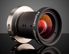 12mm, 400-2000mm Primary WD, HPr Series Fixed Focal Length Lens