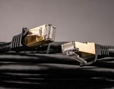 2m RJ45 Ethernet Cable, #11-475