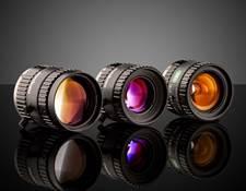MegaPixel Fixed Focal Length Lenses