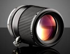 55mm Focal Length Partially Telecentric Video Lens, #52-271