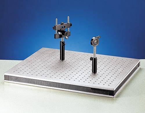 光学平台和面包板