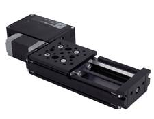 50mm Travel, Motorized Linear Stage, Integrated Controller, #15-286