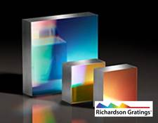 Richardson Gratings™ High Precision Plane Ruled Reflective Diffraction Gratings