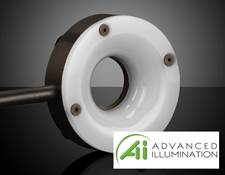 Advanced Illumination MicroBrite Diffuse Darkfield Ring Lights